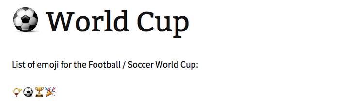 Bola de futebol deve ser usada como representação da Copa do Mundo (Foto: Reprodução/Melissa Cruz)