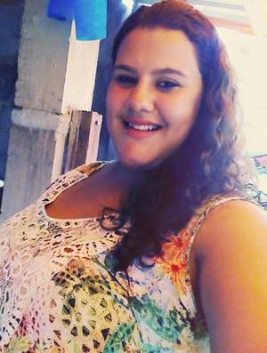 Nathalia Uliana dos Santos, 16 anos, aluna da 2ª série do Ensino Médio da Escola Estadual de Ensino Fundamental e Médio Bananal (Foto: Arquivo Pessoal)