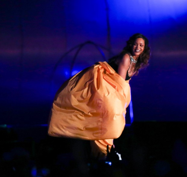 Rihanna (Foto: Francisco Cepeda/AGNews-RJ)