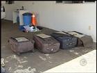 Bolivianos são flagrados com cocaína escondida em ônibus