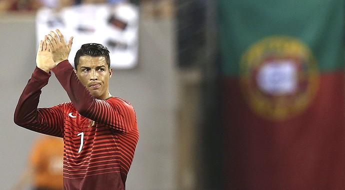 Cristiano Ronaldo amistoso Portugal e Irlanda (Foto: EFE)