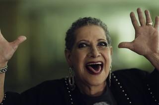Geralda Diniz posa para o EGO em ensaio com inspiração rock n'roll (Foto: Marcos Serra Lima/EGO)