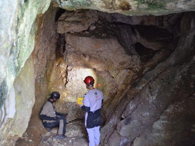 Gruta da Pedra Furada é foco de vários estudos (Foto: Fredson Navarro / G1)