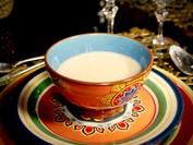 Vichyssoise é uma sopa servida fria (Avenida Brasil/TV Globo)