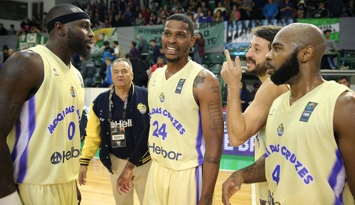 Mogi das Cruzes classificado Liga Sul-Americana de Basquete (Foto: Jose Jimenez-Tirado/FIBA Americas)