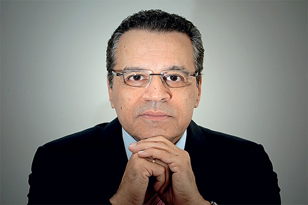 O presidente da Câmara, Henrique Eduardo Alves (Foto: Dida Sampaio/Estadão Conteúdo/AE)