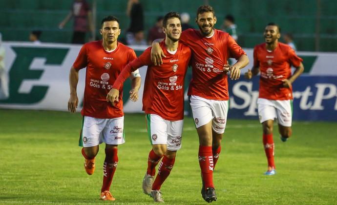 Felipe Mateus Boa Esporte x Juventude (Foto: Futura Press)