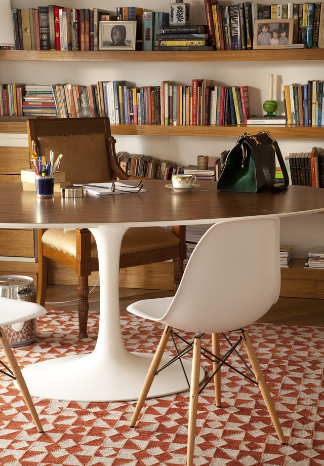 Como organizar um home office (Foto: Tuca Reinés/Arquivo Vogue)