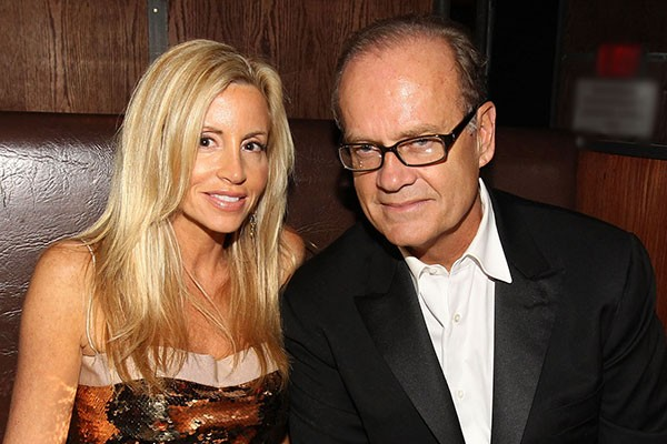 Kelsey Grammer e Camille Grammer (Foto: Getty Images)