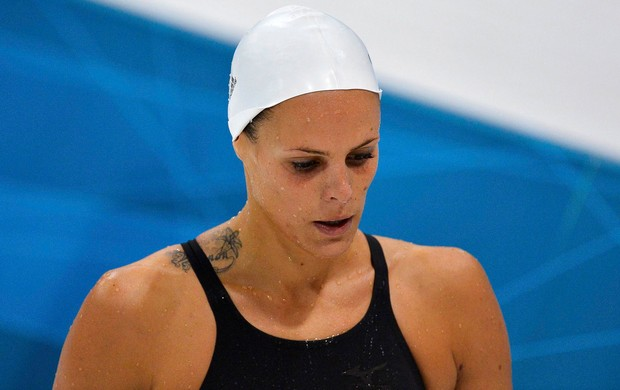 natação Laure Manaudou olimpíadas 2012 (Foto: Reuters)
