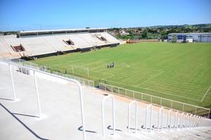 Arena Plínio Marin (Foto: ASCOM Votuporanga)