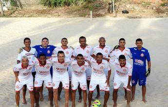 Campeonato Potiguar de Beach Soccer começa dia 21; veja a tabela