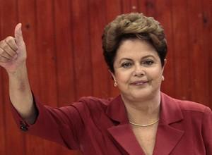 Dilma Rousseff, candidata do PT (Foto: EFE/Nacho Varella)