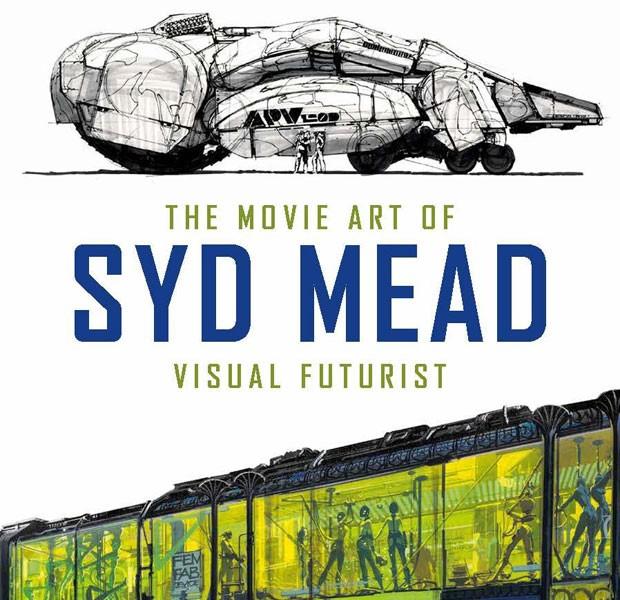Novo livro de Mead exibe detalhes de produção e até desenhos inéditos (Foto: Divulgação)