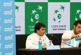 Argentina escolhe Berlocq como n°2 na Davis e define duelo com Feijão