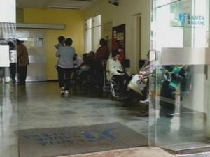 Hospital atende população de 15 cidades, afirma direção (Foto: Reprodução/ TV TEM)