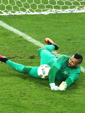 Weverton Brasil X Alemanha Final (Foto: GettyImages)