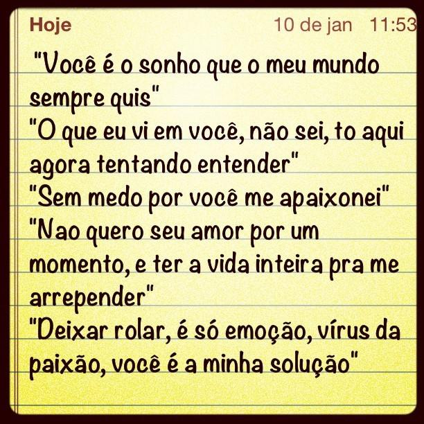 Neymar, trechos de músicas de amor (Foto: Reprodução / Instagram)