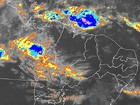 CPTEC alerta sobre chuva forte no litoral e parte do norte do Maranhão