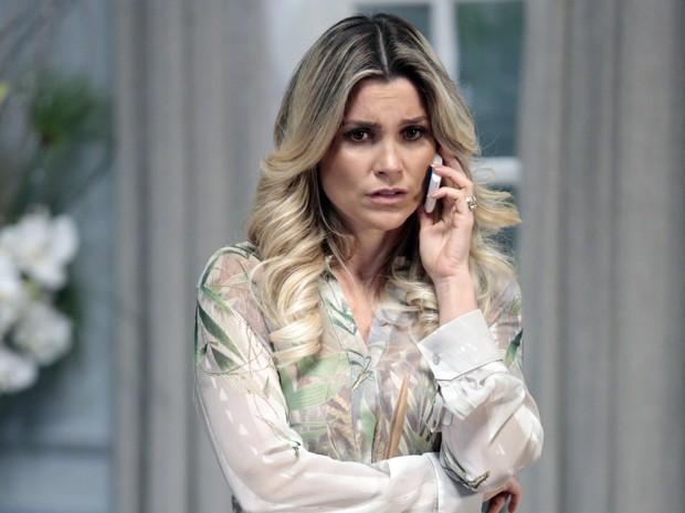 O ondulado de Heloísa arrasa! (Foto: Felipe Monteiro/TV Globo)