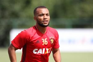 Samuel Xavier Sport (Foto: Aldo Carneiro / Pernambuco Press)