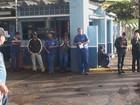 Metalúrgicos protestam contra projeto de lei e medidas provisórias na região
