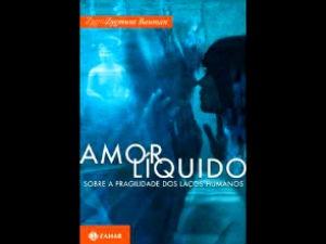 'Amor Liquído' é a dica de leitura dessa semana  (Foto: Reprodução/TV Gazeta)