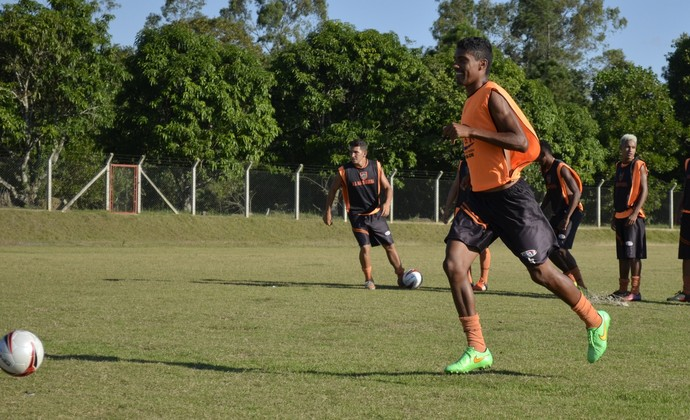 Manthiqueira (Foto: Leandro Oliveira/L5 Comunicação)