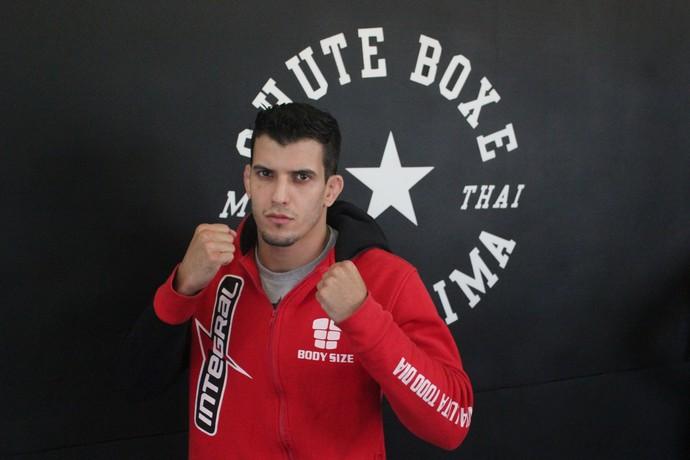 Felipe Sertanejo UFC MMA (Foto: Marcelo Barone)