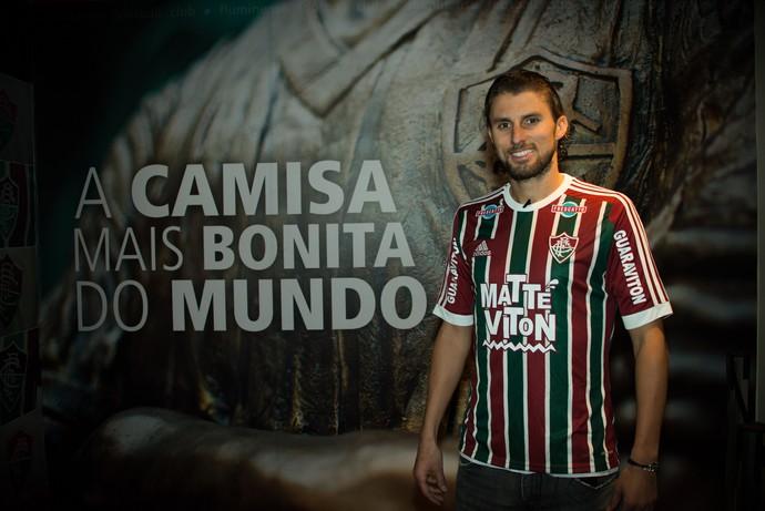 henrique, fluminense, reforço (Foto: Bruno Haddad/Fluminense FC)