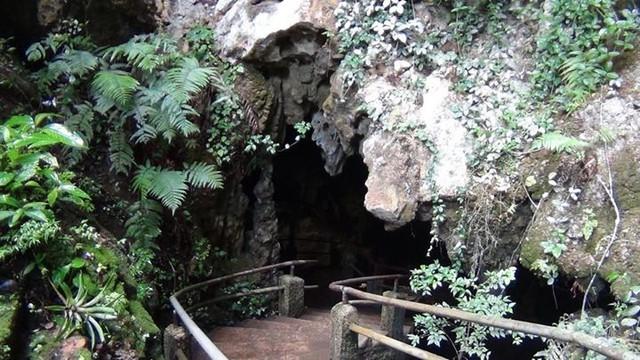 Exibido em 21/03/2015 - Caverna do Diabo (Foto: Rosana Valle)