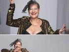 Geralda posta foto de ensaio sensual: 'Vamos calar a boca do preconceito'