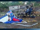 Piloto que morreu após queda de ultraleve é enterrado em Goiânia