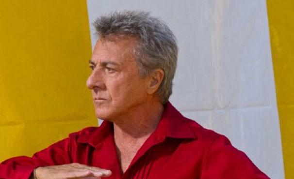 Dustin Hoffman não queria participar do filme, mas acabou sendo convencido a fazer algumas cenas (Foto: divulgação / reprodução)