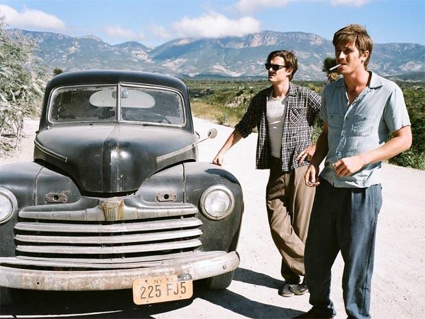 Cena do filme 'Na estrada', dirigido pelo brasileiro Walter Salles e exibido nesta quarta-feira (23), no 65º Festival de Cannes (Foto: Divulgação)