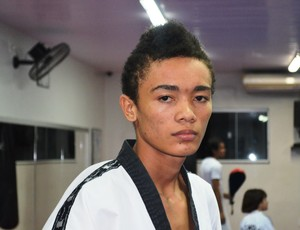 Falta de Patrocinio Taekwondo Amapá (Foto: Jonhwene Silva)