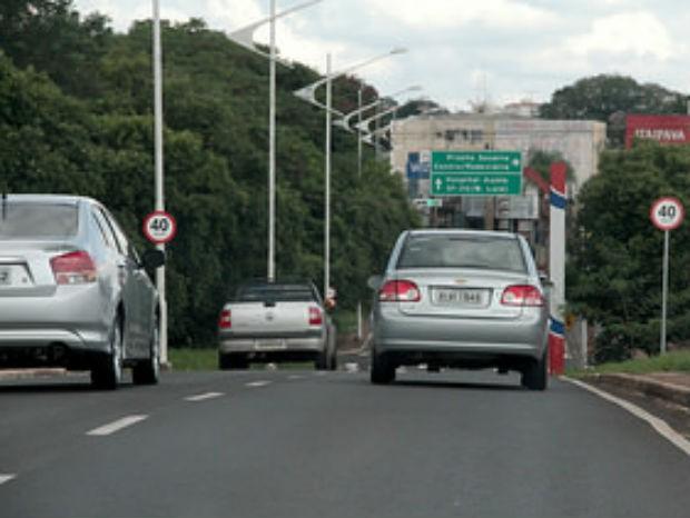 Motoristas devem prestar atenção nas vias da cidade (Foto: Divulgação)
