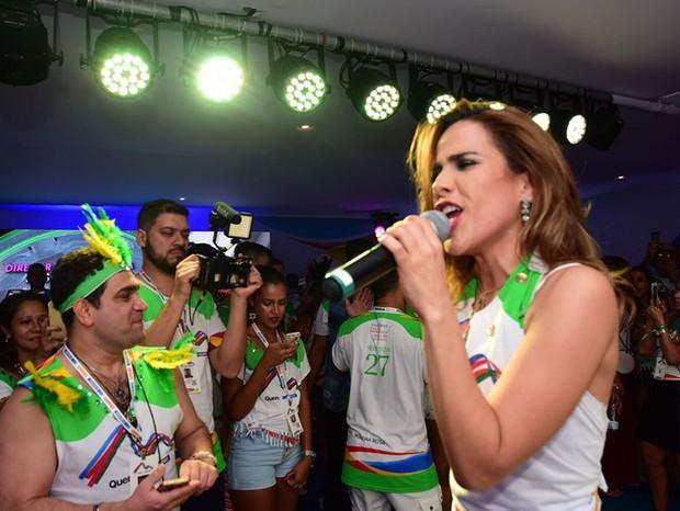 Wanessa Camargo (Foto: Renato Wrobel/ Ed. Globo)