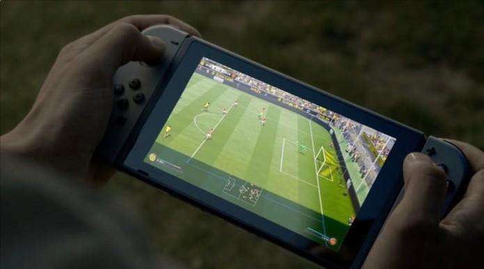FIFA 18 terá versão diferenciada no Switch (Foto: Divulgação/Nintendo)
