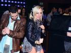 Natallia Rodrigues comemora aniversário em balada com novo affair