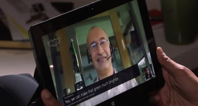Skype Translator inclui alemão e francês para suporte de voz (Foto: Divulgação/Skype)