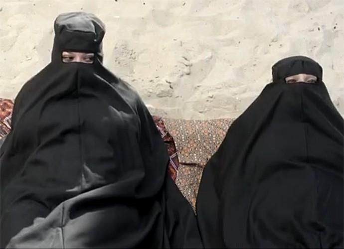 Praia no Afeganistão (Foto: Zorra / Gshow)