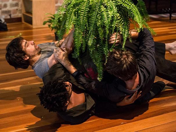 Os intérpretes - botânicos, neurocientistas ou atores - falam sobre suas vivências (Foto: Renato Mangolin)