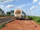 Ciclista morre ao ser atropelado por ônibus em rodovia de Votuporanga