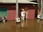 Enxurrada na bacia Amazônica deixa milhares de desabrigados no PA