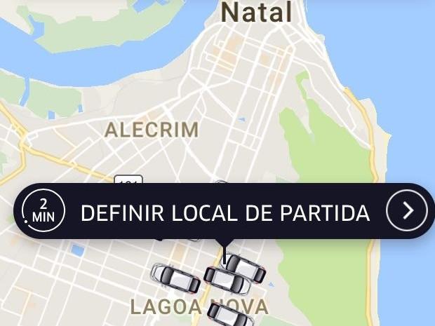 Uber começa a aceitar pagamento em dinheiro nesta quinta-feira (13) (Foto: Reprodução/ Uber)