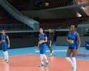 Após susto com atentado, seleção treina em Istambul para finais do GP