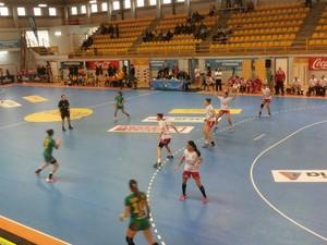 Brasil x Polônia Torneio Internacional da Espanha (Foto: Divulgação/CBHb)