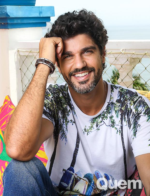 Bruno Cabrerizo (Foto: Daniel Janssens/ Ed.Globo)