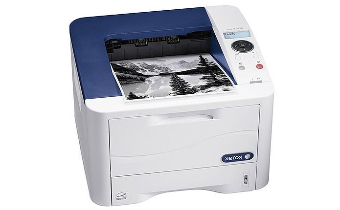 A impressora a laser Phaser 3320DNI da Xerox imprime até 37 páginas por minuto (Foto: Divulgação/Xerox)
